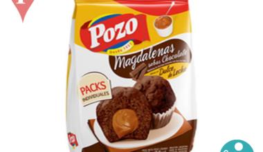 Chocolate Rellena con Dulce de Leche