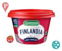 Finlandia Jamón & Parmesano Light
