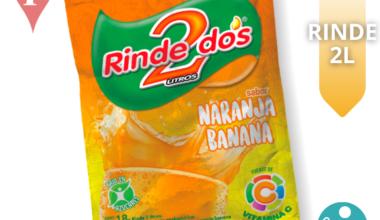 Naranja-Banana