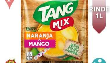 Naranja-Mango