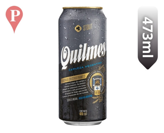 Quilmes Stout 473ml