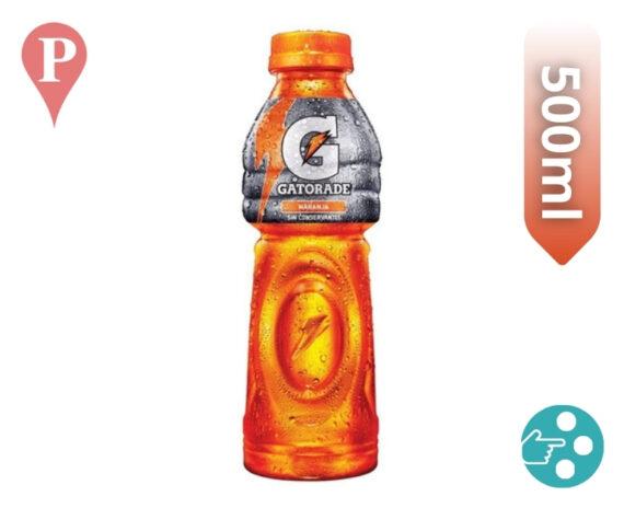 Isotonica Gatorade Naranja 500ml