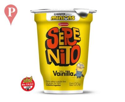 Postre Serenito vainilla 120g