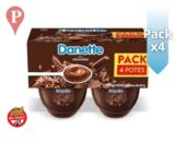 Postre Danette Chocolate 95g Pack x4